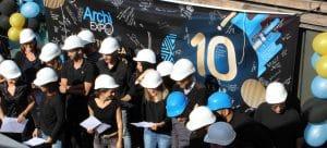 Célébration 10ans ArchiExpo