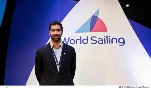 ヤン・ロシュリュー(Yann Rocherieux)がセーリングを統括する国際競技連盟であるワールドセーリングの福会長に就任!