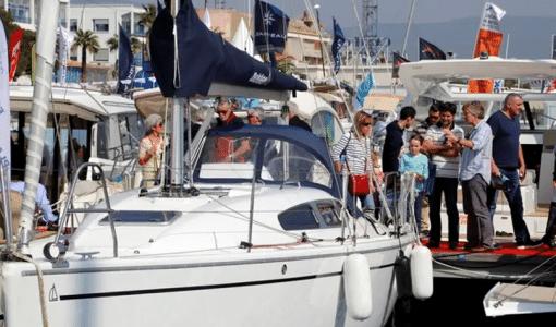Aux Nauticales de La Ciotat, la «toile» hisse les voiles